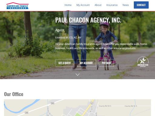 American Family Insurance - Paul Chacon Agency Inc