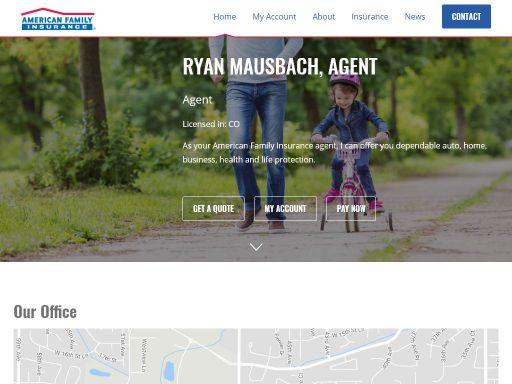 American Family Insurance Ryan Mausbach
